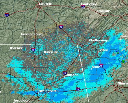Bugs on radar   The Alabama Weather Blog - Mobile
