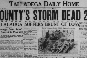 The March 21, 1932 Outbreak:  Sylacauga