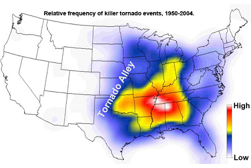 Southeast Tornado Research At Uah The Alabama Weather Blog