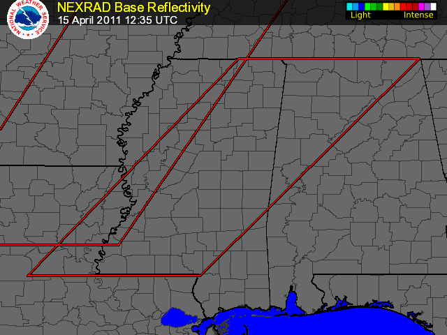 Tornado Watch – NW Alabama