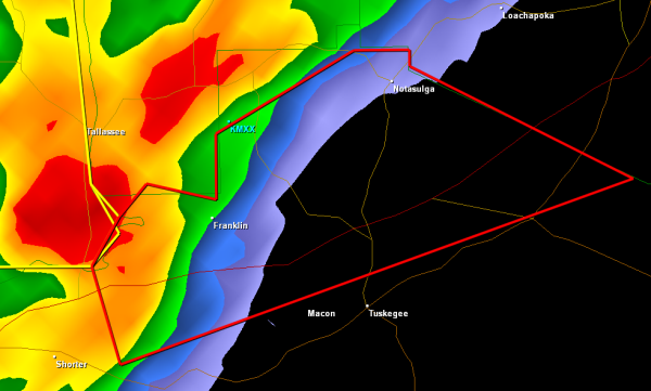 Tornado Warning : Macon County until 230 PM