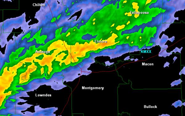 Flood Advisory: Autauga/Elmore Counties until 6PM