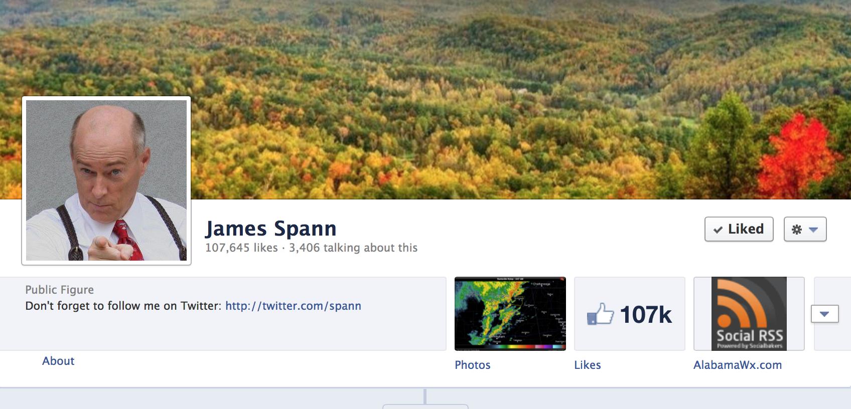 Facebook: Not A Good Severe Weather Platform