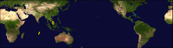 Tropical Basins