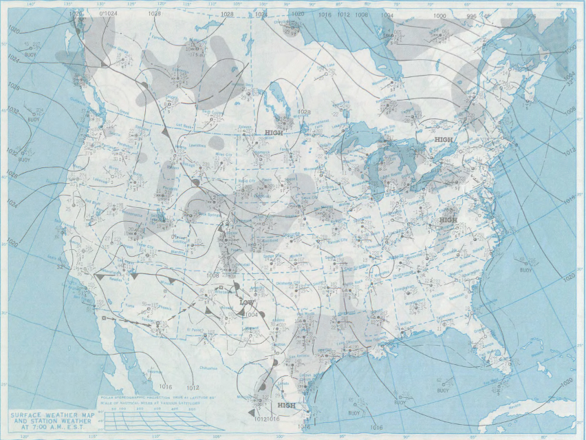 The January 1982 WInter Storm