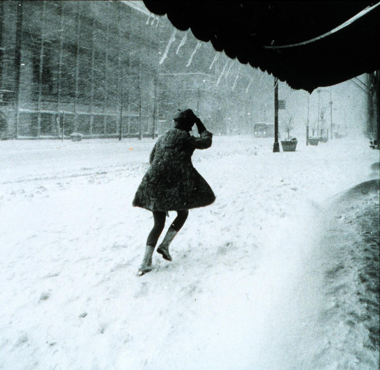 1969's Lindsay Snowstorm