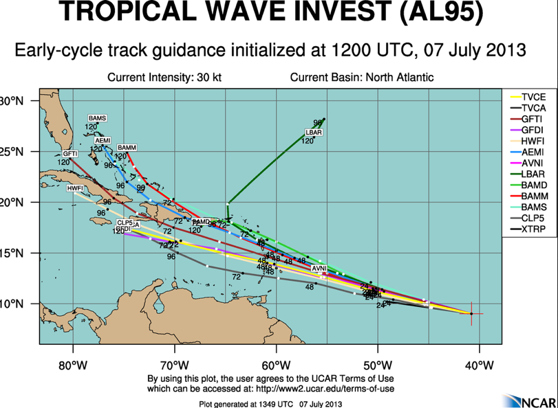 Tropics and Alabama Weather Update