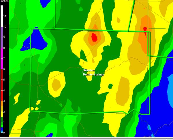 Flash Flood Warning Winston County until 6:30 PM