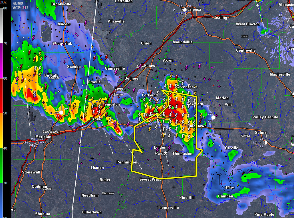 Alabama hale county akron - Severe Thunderstorm Warning For Sw Hale Marengo Counties Until 9 P M