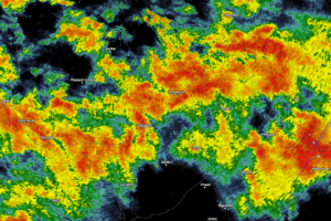 Severe Thunderstorm Warning Canceled  For  Parts Of Jackson County