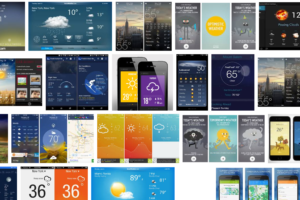 Apps And Winter Weather; Bad Mix