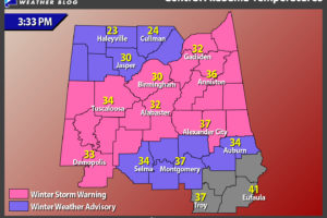 A Quick Winter Weather Update At 4PM