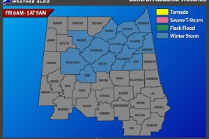 Some Confusion On Winter Storm Watch