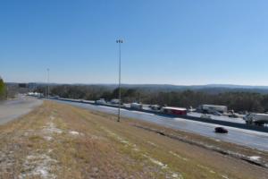 I-20 Near I-459 Closed (as of 2:00 PM)