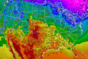 Weather Roundup for 2/10/17: Winter Heat in the Plains; Winter Not Far Away