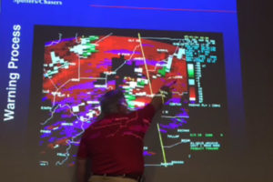 See Brian Peters' and John Brown's Storm Chasing Talk Now on Facebook Live