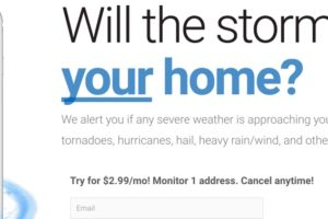 Should Private Weather Companies Issue Their Own Weather Alerts to the Public?