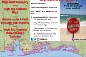 Surf's Up Along the Alabama and Northwest Florida Coast