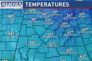 Another Freeze Tonight; Then A Warming Trend