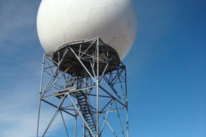 Maxwell AFB Weather Radar Is Back Up And Running