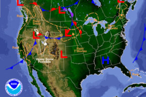 High Pressure Firmly in Control