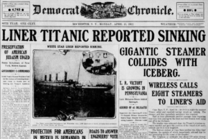 The Unsinkable Sank: Titanic Strikes Iceberg 105 Years Ago Today