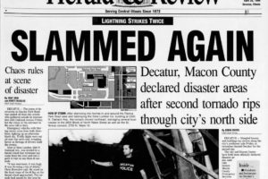 April 19, 1996: Illinois Largest Tornado Outbreak
