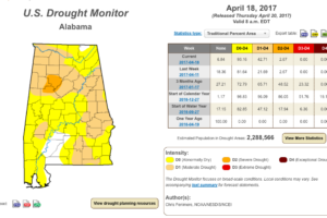 Drought Conditions Actually Increased Over The Past 7 Days
