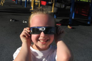 Eclipse Glasses Safety