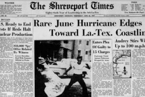 On This Date in 1957:  A Tragedy Unfolds