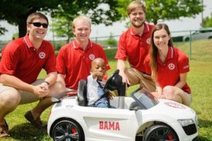 Outreach Overdrive: University Of Alabama Robotics Team Goes The Extra Mile For Young Student