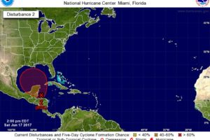 We Now Have Invest 92L & Invest 93L Nearing The Gulf
