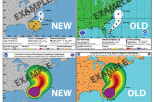 New Look To The Tools Used By The NHC For The 2017 Hurricane Season