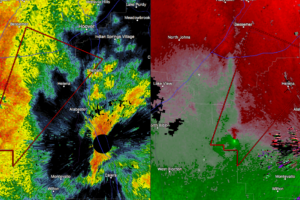 Tornado Warning For Parts of Jefferson And Shelby Counties Until 3:30PM