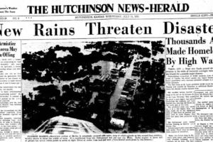 The Epic 1951 Flood in Kansas