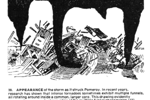 Today In Weather History:  The Pomeroy, Iowa Tornado Kills 71