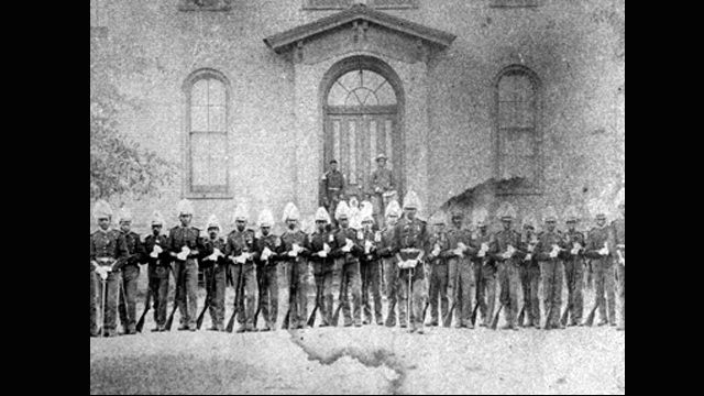 On This Day In Alabama History: State Disbanded Magic City Guards