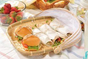 Gerson's Garden Recipe: Summer Vegetable Sandwich