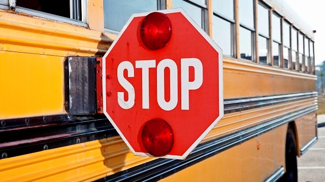 School Is In: Road Rules To Keep Kids Safe