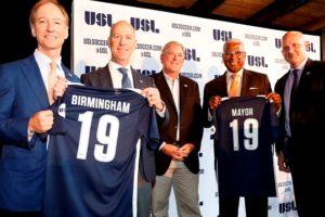USL's Birmingham Team Raises Urgency For New Stadium At BJCC
