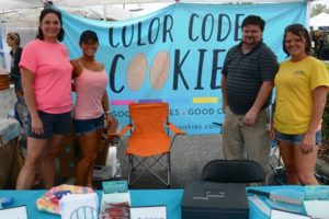 Jim Turnipseed's Color Code Cookies Is An Alabama Bright Light Helping Women Put Dark Chapter Behind Them