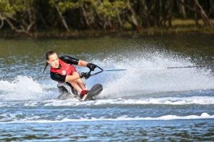 Passion And Pride On Display For Disabled Alabama Water Skiers
