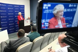 Gov. Ivey Announces $4m To Expand USA Medical Center's Trauma Unit