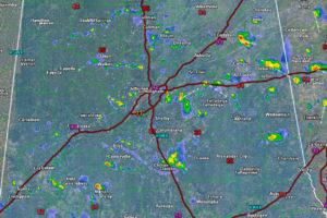 Afternoon Radar Update