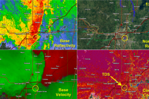 Early Morning Tulsa Tornado Rated at Least EF-2; Without Warning Claims Untrue