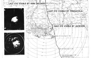Another Hurricane Camille Eyewitness Story