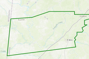 Areal Flood Advisory for Greene & Sumter Counties Until 6:00 PM