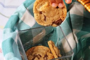 Try This Recipe For Easy And Incredible Whole Wheat Chocolate Chip Cookies