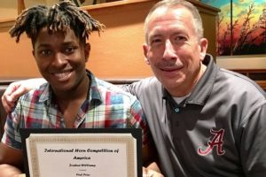 University Of Alabama Musician Wins International Competition
