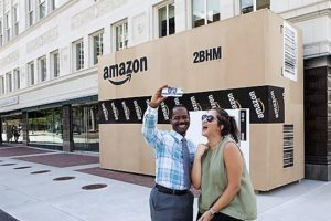 Amazon Second HQ Bid Ignites Frenzy From Bethlehem To Birmingham